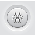 Group Security Icon vector image