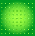 Green beads background vector image