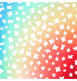 trendy colors background vector image