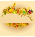 Thanksgiving Celebration vector image