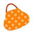 Hand Bag vector image vector image