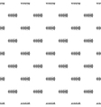 Graphic equalizer pattern simple style vector image