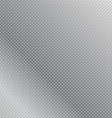Metal grid background vector image