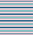 horizontal stripe baby seamless pattern vector image