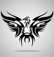 Eagle Bird Tribal vector image