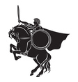 Caesar vector image
