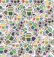 Brilliant pattern vector image