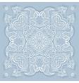 Lace background Mandala vector image