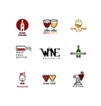 concept logo for bar restaurant menu vector image