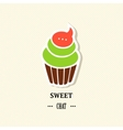 Sweet chat vector image