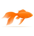 aquarium fish 02 vector image vector image
