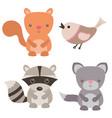 cute animals cute animals vector image