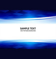 abstract square blue geometrical background with vector image