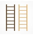Set of Various Ladders vector image