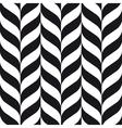 Background seamless pattern chevron alternate vector image