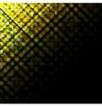 Bright sparkling circles vector image
