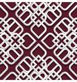 Ornament in arabic style vector image