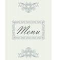 menu08 vector image