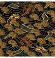 Oriental traditional seamless pattern vector image
