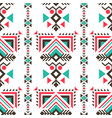 tribal ethnic ornaments seamless indian style vector image vector image