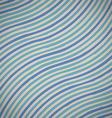 Vintage Geometric Waves Retro Lines Grunge Wave vector image