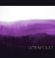 abstract ultraviolet purple grunge background vector image