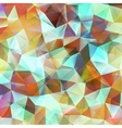 Abstract color background EPS 10 vector image vector image