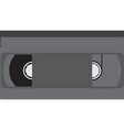 Video tape vector image