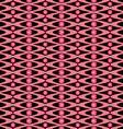Pattern circles waves vector image