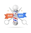 Barber Concept vector image