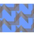Geo pattern19 vector image