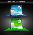 product display vector image