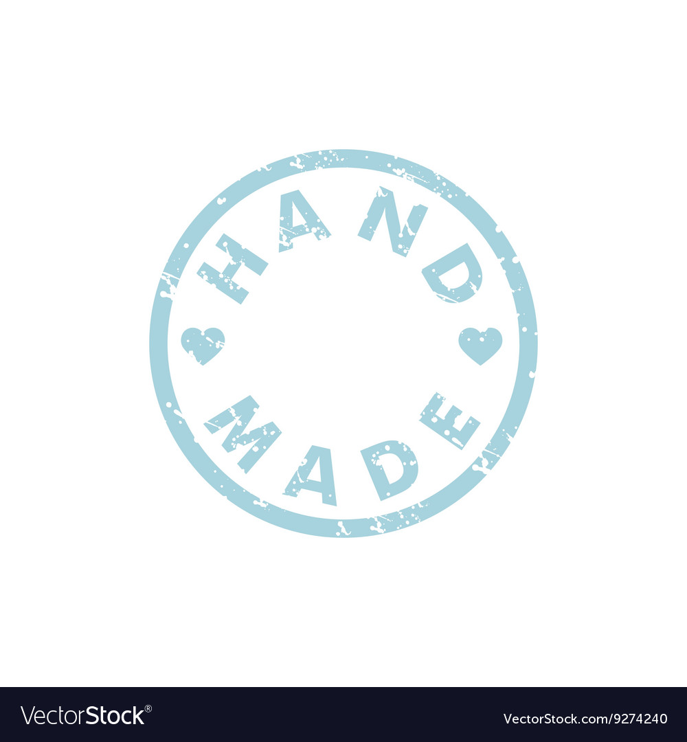 Handmade design elements vector