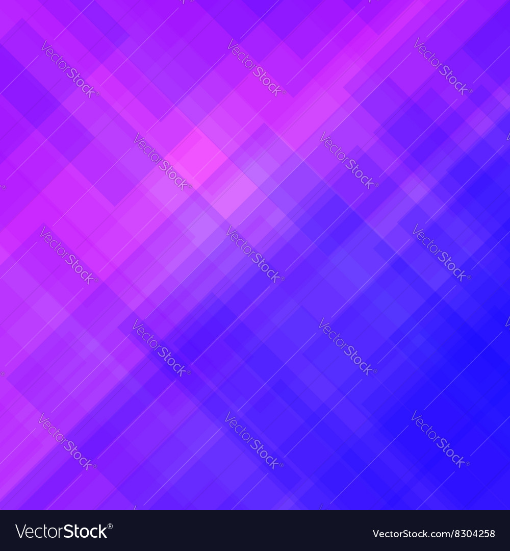 Abstract blue pink pattern vector