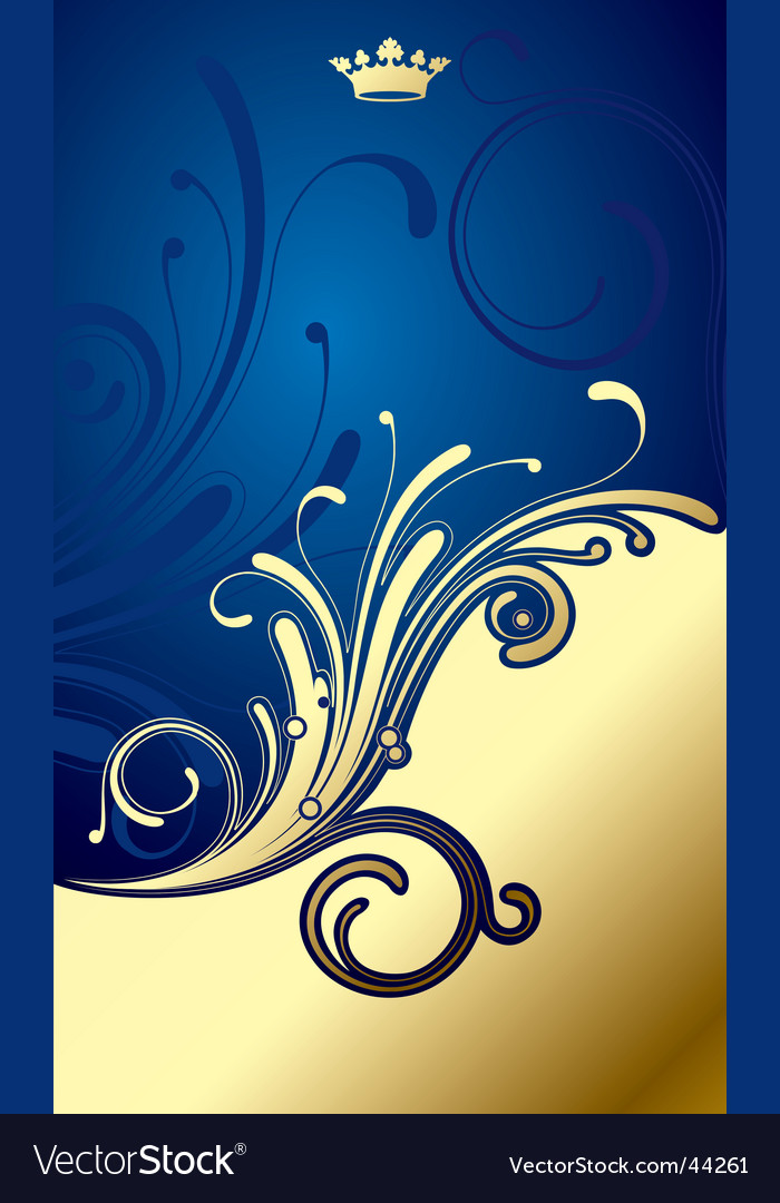 Classic background vector