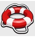 Lifeline image Symbolic for logo vector image