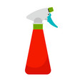 pulverizer icon on white background vector image