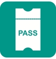 Passes vector image