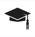 Graduation Cap Symbol vector image