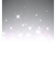 Luminous background vector image
