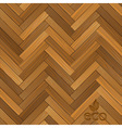 wood parquet floor vector image