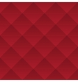 Abstract dark red geometric squares seamless vector image
