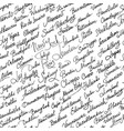 cities of the world seamless pattern the names of vector image