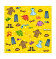Clothing vector image vector image
