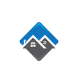 Property Logo Template vector image