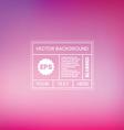 Blurred background vector image