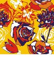 floral vector texture vector image vector image