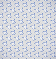 Geometry gray seamless pattern vector image vector image