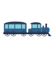 toy train icon vector image