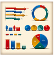 info graphics vector image vector image